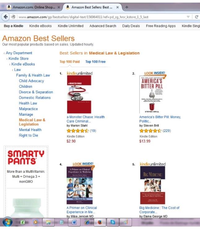 Monster Chase best seller in category